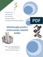 110089223 Metalurgija Praha i Sinterovanje Alatnih Čelika