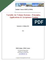 Variable Air Volume Systems - Principles, .pdf