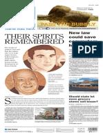 Asbury Park Press front page Thursday, Dec. 31 2015