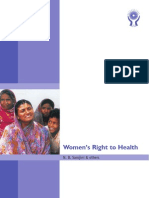 Women's Health  Rights