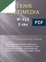 Teknik Multimedia Pertemuan 1a - Copy