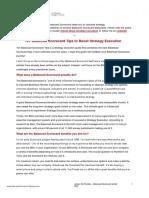 101 Balanced Scorecard Tips Jeroen de Flander