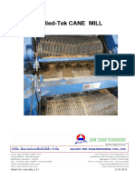 Sugar CaneMill V5.1