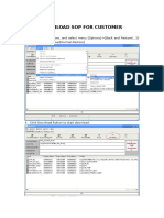 Download Sop for Customer