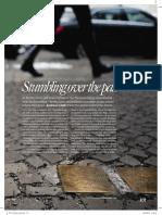 05:13 2013 Stumbling Over the Past (Stolpersteine)