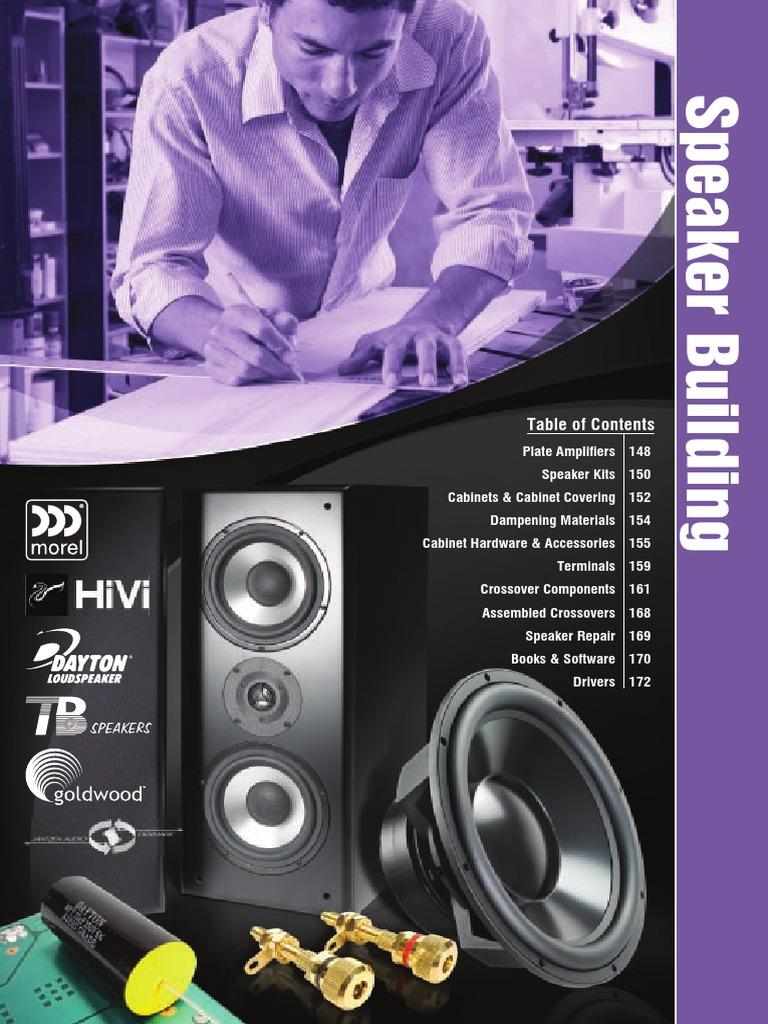Speacher Buildingpdf Amplifier Loudspeaker Circuitgreen Actual Circuit Red Linkwitzriley Crossover