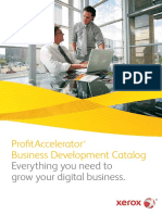 ProfitAccelerator® Business Development Catalog