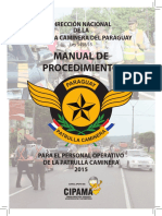 Manual de la Patrulla Caminera