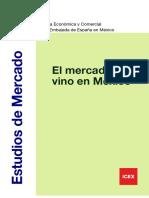 El Mercado Del Vino en México