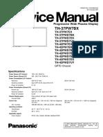 panasonic TH-37PW7BX Chassis GP7D_ITD plasma.pdf