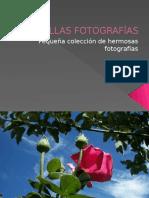 Bellas Fotografías 1