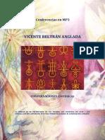 Vicente Beltrán Anglada - Conversaciones Esotéricas Mp3