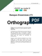 Th GVOC B3 Orthographe