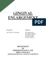 12 Gingival Enlargement - Dr. Dhwanit Thakore