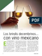 Numeralia Vinos Mexicanos
