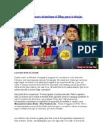 Luis Carlos Campos Abandona El Blog Para Trabajar Sálvame