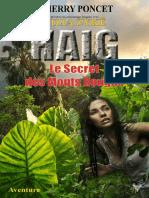 EXTRAIT du roman « HAIG - Le Secret des Monts Rouges » de Thierry Poncet