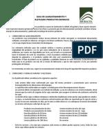 Guia de Almacenamiento y Paletizado Productos Brc