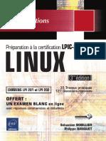 Préparation à La Certification LPIC-2