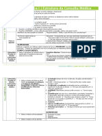 Psicologia Médica I Estrutura Da Consulta Médica