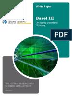 Basel III - An Easy to Understand Summary