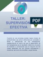 Taller de Supervision Efectiva