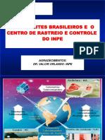 5 5 .Satélites Brasieliros e CRC INPE