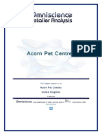 Acorn Pet Centres United Kingdom