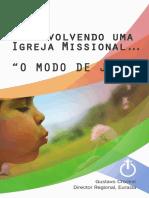 Desenvolvendo Uma Igreja Missional - Gustavo Crocker