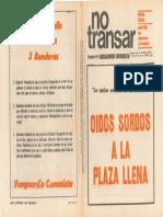 Vanguardia Comunista - No Transar (02 07 1975)