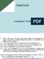 Exercícios_Linguagens_Formais