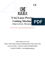 YAG Laser Operation Manual