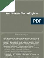 Auditorias Tecnologicas Bellido Yana, Caceres Paucar