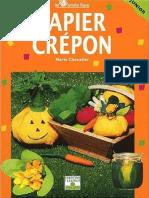 Papier Crepon