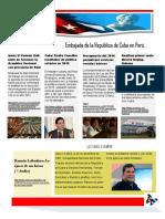 Boletín de Cuba 192-2015
