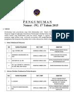 Kelulusan Administrasi Pansel 2015
