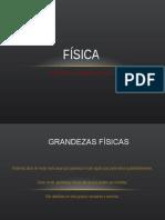 física _vetores