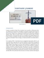 Levantaos Vamos - San Juan Pablo II