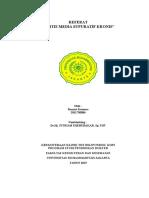 Referat Otitis Media Supuratif Kronis