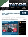 LAPD Reserve Rotator Newsletter Winter 2015