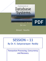 BITS WASE Database Design Applications Session 11 12