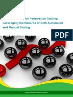 Hybrid Model for Penetration Testing