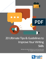 Ultimate Guide to Improving Your Writing Skills