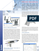 T-FLEX Dynamics Brochure