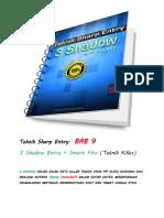 Teknik 3 Shadow Pip Hijau