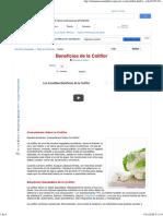 Beneficios de La Coliflor - Mercola