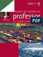 Desafios do trabalho do professor António Nóvoa