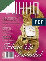Revista Luhho Sexta Edicion