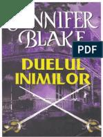 Jennifer Blake - Duelul Inimilor