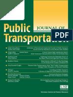 Jurnal Public Transportation